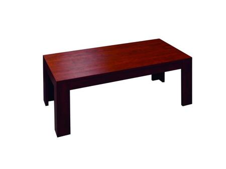 Boss N48M Walnut Contemporary Table