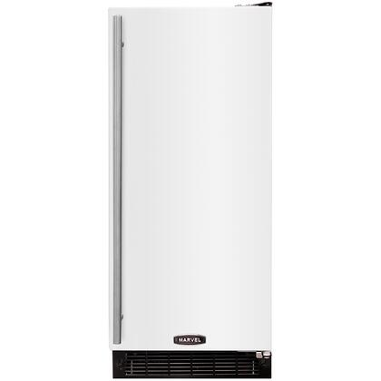"""Marvel 30ARMR 15"""" 2.90 cu. ft.Built In All-Refrigerator 3 Slide-Out Chrome-Plated Wire Shelves, 3 Door Shelves, Auto Defrost, Interior Lighting & Right Hinge Door Opening"""