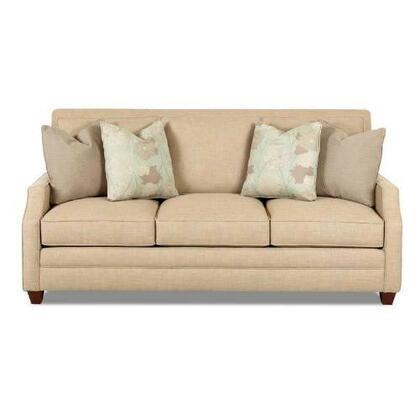 Klaussner K71000DQSL Serafina Series Pull-Out Fabric Sofa