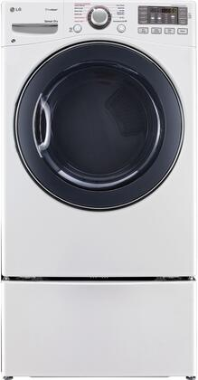 LG 718973 SteamDryer Washer and Dryer Combos