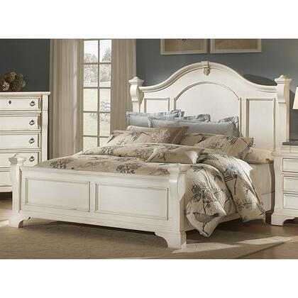 American Woodcrafters 291050POS  Queen Size Poster Bed