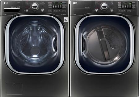 LG 714576 Washer and Dryer Combos