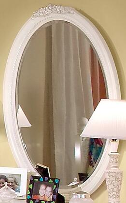 American Woodcrafters 10300030  Oval Portrait Wall Mirror
