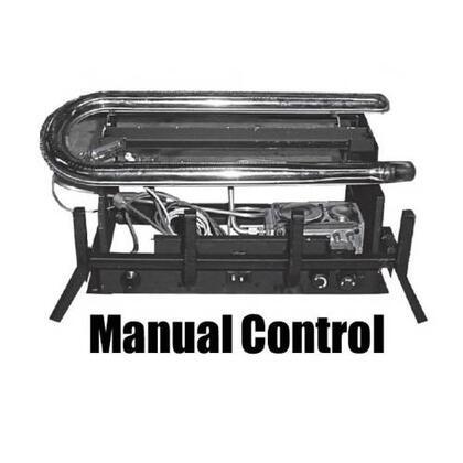 """Majestic EYF24xM 24"""" 36000 BTU Burner with Manual Control"""