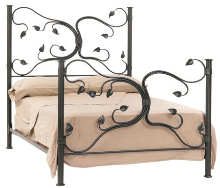 Stone County Ironworks 900779  Queen Size Complete Bed