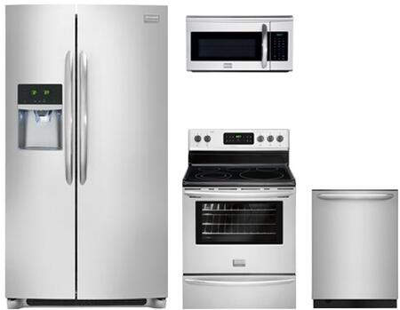 Frigidaire 766244 Gallery Kitchen Appliance Packages