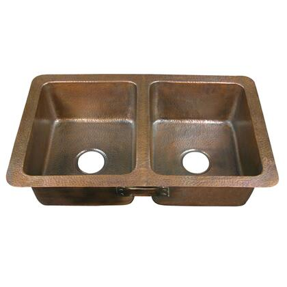 Barclay 6922AC Antique Copper Bath Sink