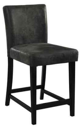 Linon 0226CHA-01-KD-U Residential or Commercial Bar Stool