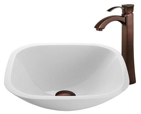 Vigo VGT204 Oil Rubbed Bronze Bath Sink