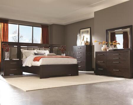Coaster 204461KW4PC Berkshire California King Bedroom Sets