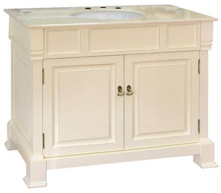 Bellaterra Home 205042 Single Sink Bathroom Vanity: