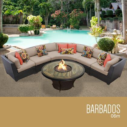 BARBADOS 06m WHEAT
