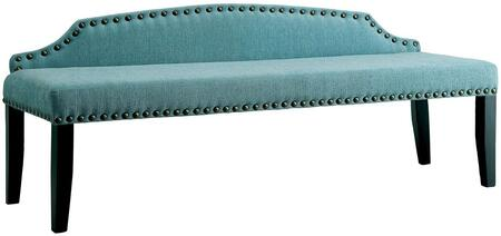 Furniture of America CMBN6880BLL Hasselt Series  Bench
