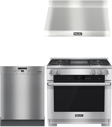 Miele 736759 Kitchen Appliance Packages