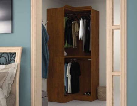 Bestar Furniture 40165 Versatile by Bestar 36'' Corner storage unit