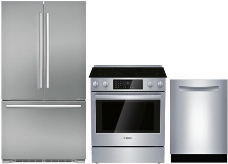 Bosch 1139169 3 piece Stainless Steel Kitchen Appliances Package
