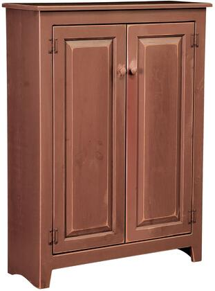 Chelsea Home Furniture 4650202CR Aria Series Freestanding Wood None Drawers Cabinet