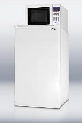 Summit MRF40  Compact Refrigerator with 3.9 cu. ft. Capacity in White