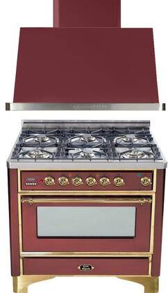 Ilve 720107 Kitchen Appliance Packages