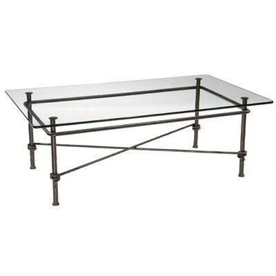 Stone County Ironworks 900-935 Ranch Cocktail Table