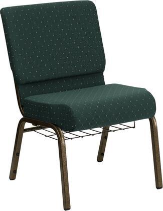 Flash Furniture FDCH02214GVS0808BASGG Hercules Series Fabric Metal Frame Accent Chair