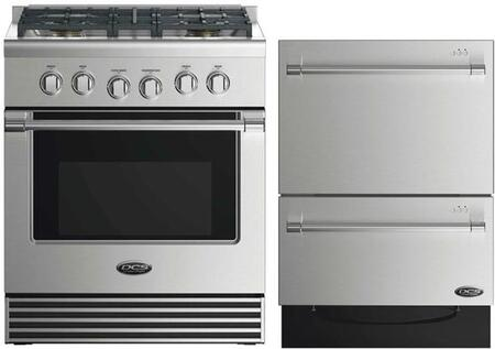 DCS 735926 Kitchen Appliance Packages