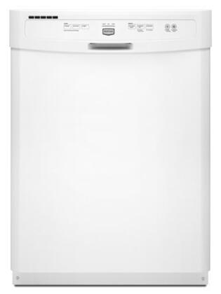 Maytag MDB7609AWW JetClean Plus Series Built-In Full Console Dishwasher with in White