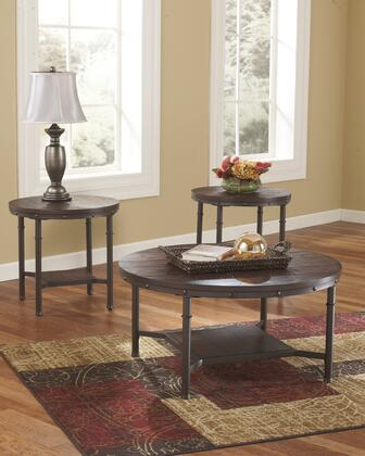 Signature Design by Ashley T27713 Casual Living Room Table Set