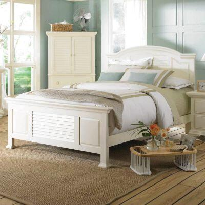 Broyhill PLEASANTISLEBEDF  Full Size Panel Bed