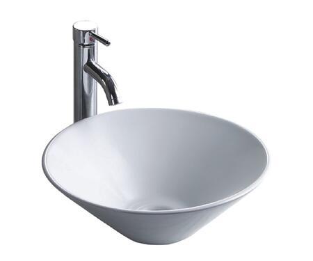 Wells CSA16166W Bath Sink