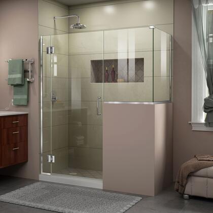 Unidoor X Shower Enclosure 6HP 30D 24BP 30RP 01