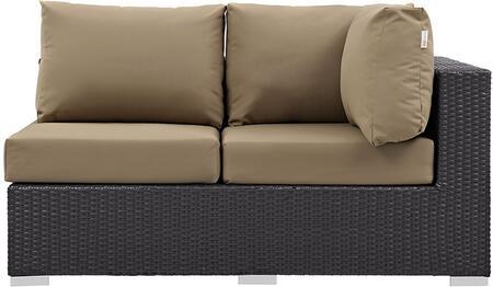 Modway EEI1841EXPMOC  Patio Love Seat