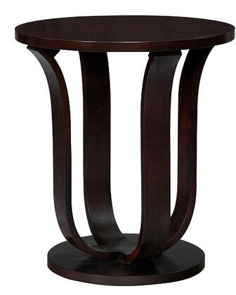 Broyhill 8050000 Pinstripe Series Traditional  End Table