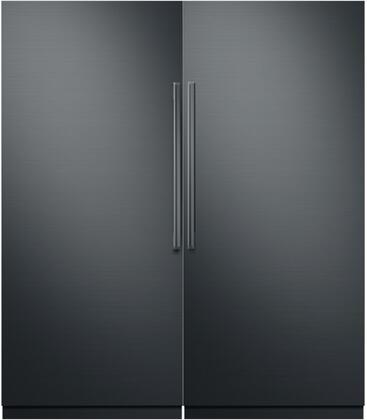 Dacor 749460 Modernist Side-By-Side Refrigerators