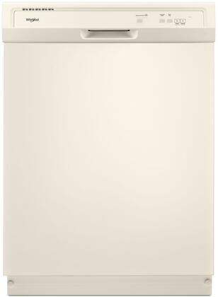 "Whirlpool WDF130PAHx 24"" Built-In Dishwasher with 3 Wash Cycles, 63 dBA Sound Level, Removable Water Filtration System, Star-K Compliant and Heated Dry, in"