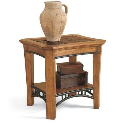 Lane Furniture 2002007 Traditional Rectangular End Table