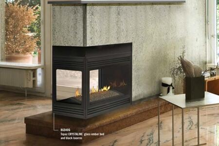 Napoleon BGD40GN3  Direct Vent Natural Gas Fireplace