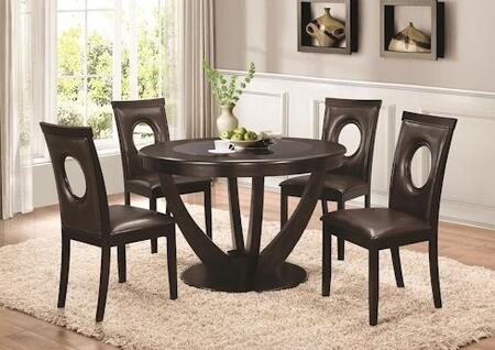 Coaster 1067415PC Stapleton Dining Room Sets