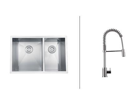Ruvati RVC2341 Kitchen Sink
