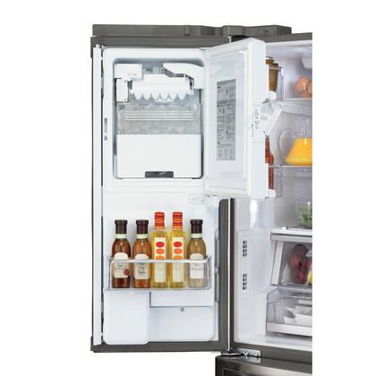 Lg Lfx31925st French Door Refrigerator In Stainless Steel