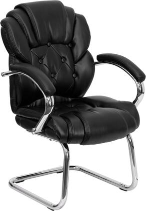 "Flash Furniture GO908VBKSIDEGG 25.25"" Transitional Office Chair"