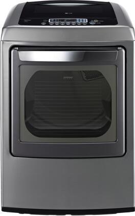 "LG DLEY1201V 27"" Electric Dryer |Appliances Connection"