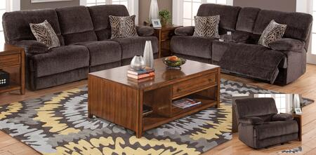 New Classic Home Furnishings 2059330SHASLG Idaho Living Room