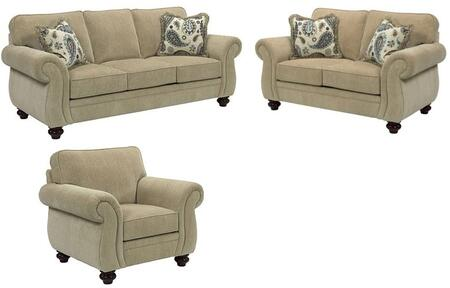 Broyhill 3688QGSLC899482404543102122 Cassandra Living Room S