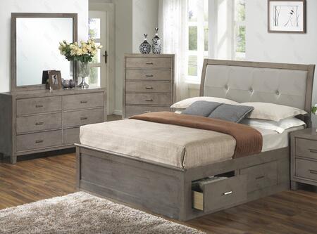Glory Furniture G1205BQSBDM G1205 Bedroom Sets