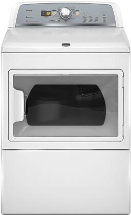 Maytag MGDX700XW Bravos X Series Gas Dryer, in White