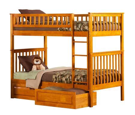 Atlantic Furniture AB56127  Bunk Bed