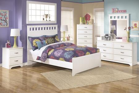 Milo Italia BR174FPBDMN Dayanara Full Bedroom Sets