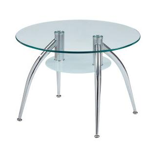 Global Furniture USA T659E Modern Round End Table