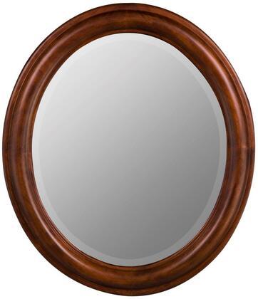 Cooper Classics 57Addison Addison Oval Mirror